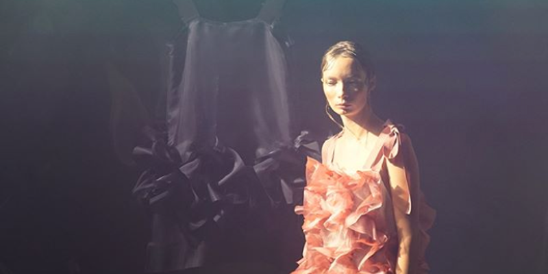 Fashion Revolution Week at the Sarabande Foundation.