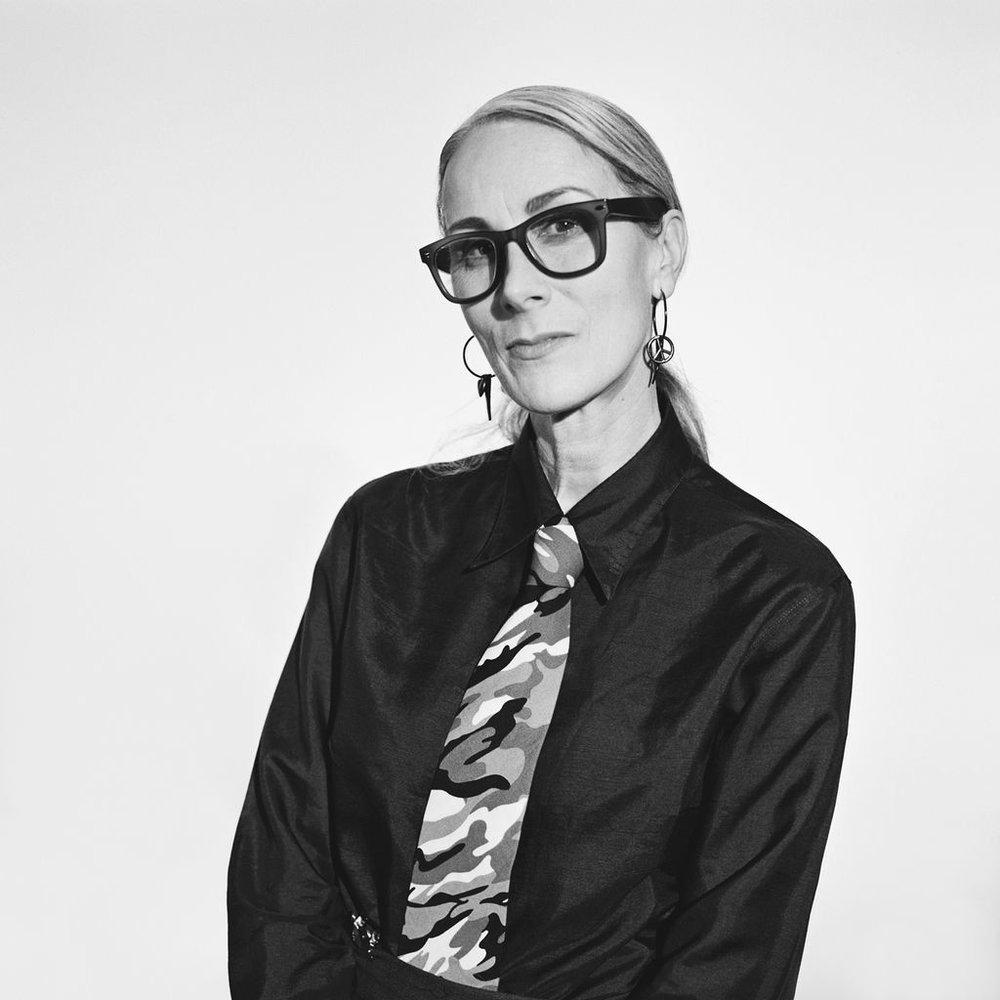 Professor Caryn Franklin, MBE.