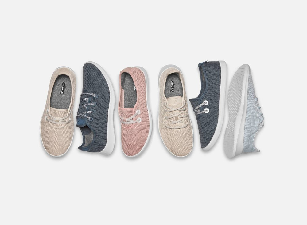 Allbirds' Tree line is made from Tencel Lyocell. Picture: Allbirds.
