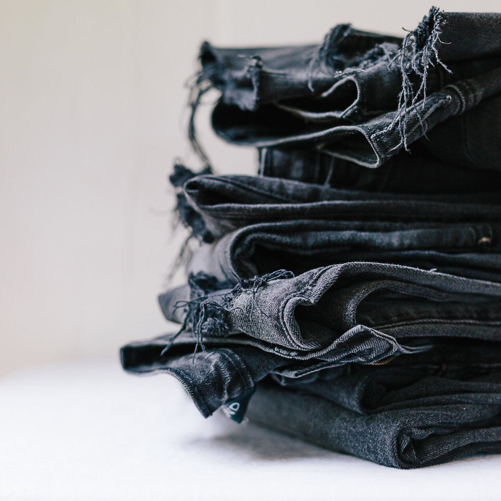 """""""This changes lives. This changes society. This changes culture."""" James Bartle, founder, Outland Denim."""