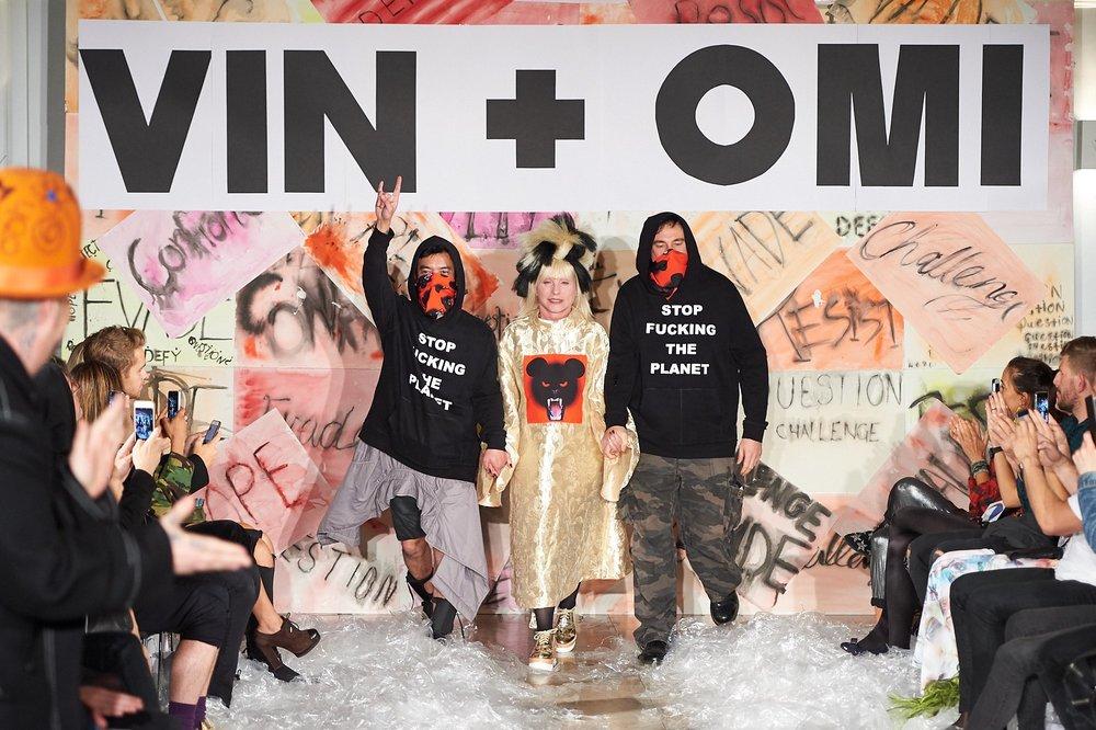 You heard them: Vin & Omi.