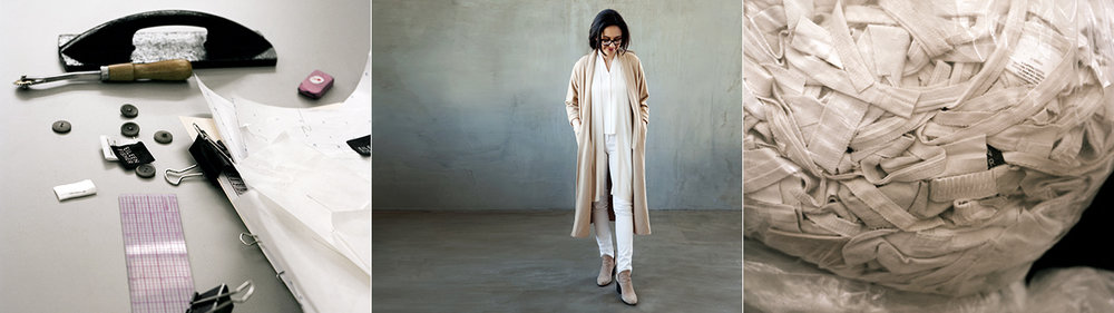Eileen Fisher: A B Corp leading the way in sustainable fashion.