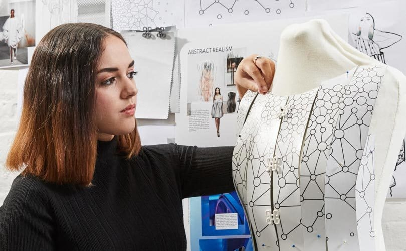 """""""In my business model, you can send a garment back to me and I can dissemble all the different elements,"""" says Fontan"""