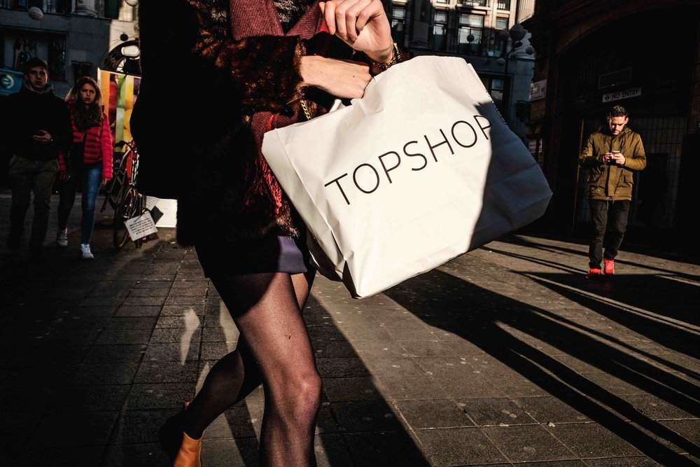 """""""The response of the fashion sector to the intensifying ecological crisis has been – and continues to be – over-simplified, fragmented and obstructed by the growth logic of capitalist business mode. """" Picture: Kevin Grieve, Unsplash."""