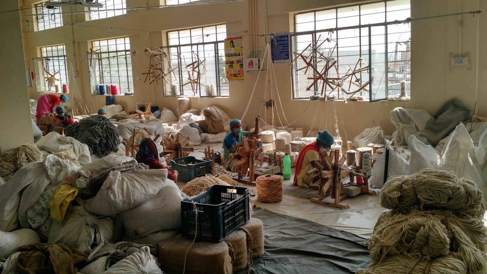 Most of the time, western brands do not know precisely where the products they purchase are made. Picture: Vivek Singh.