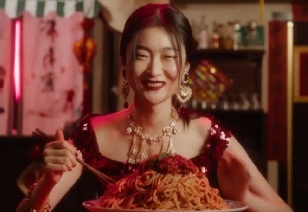 D&G's campaign ad showing a Chinese model struggling to eat Italian food with chopsticks sparked outrage.