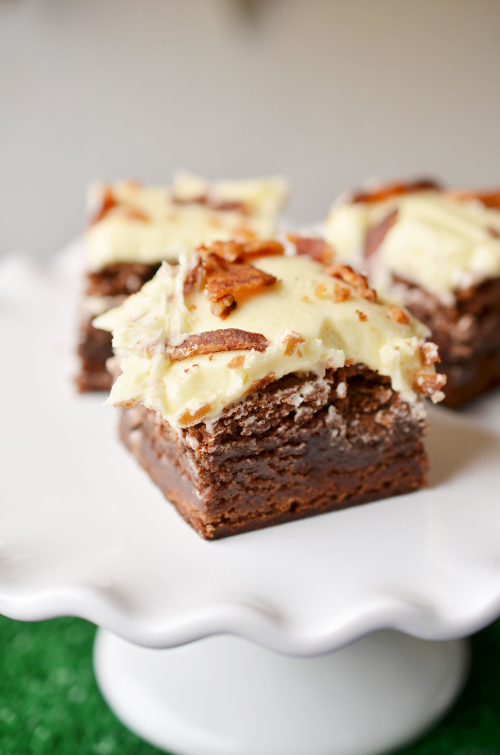 Ali Hedin | Bacon Brownie