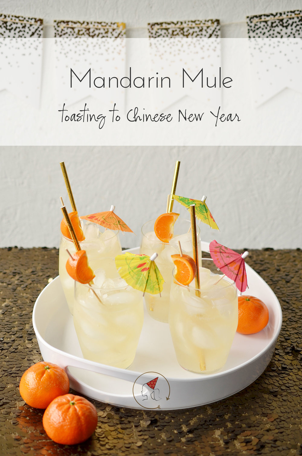 Ali Hedin | Mandarin Mule for Chinese New Year