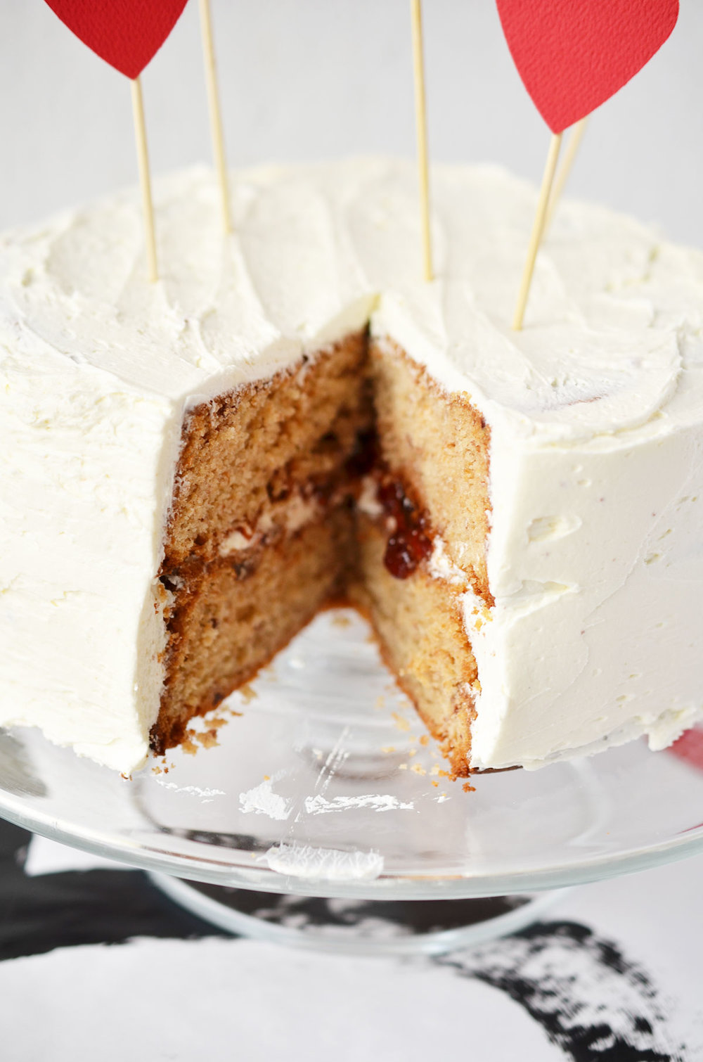 Ali Hedin | The Best Strawberry Cake