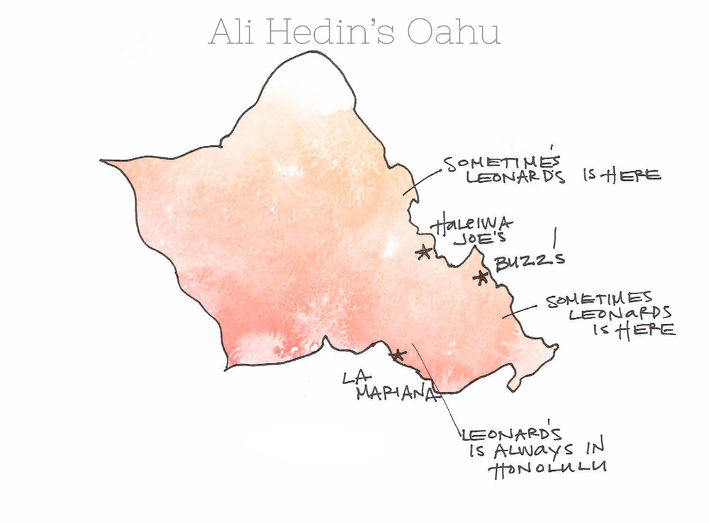 Ali Hedin | Oahu Travel Guide