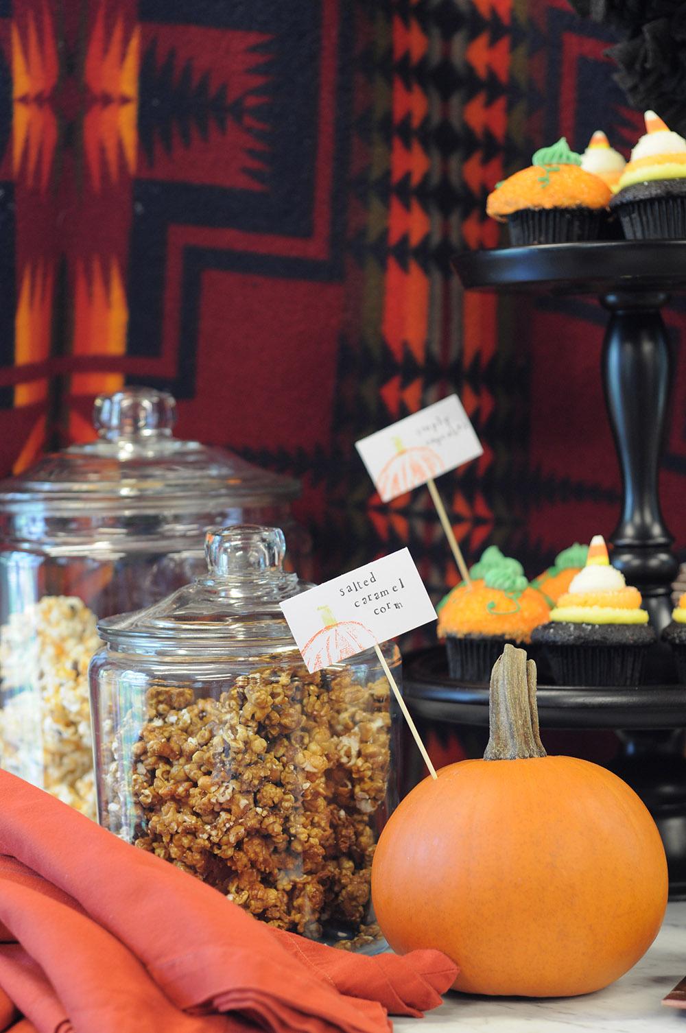 Ali Hedin | Salted Caramel Corn