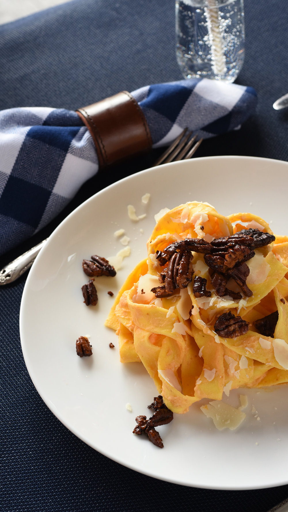 Ridiculously simple Pumpkin Pasta