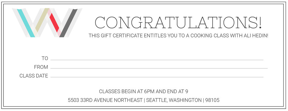 Right click the gift certificate to download and fill in the blanks!
