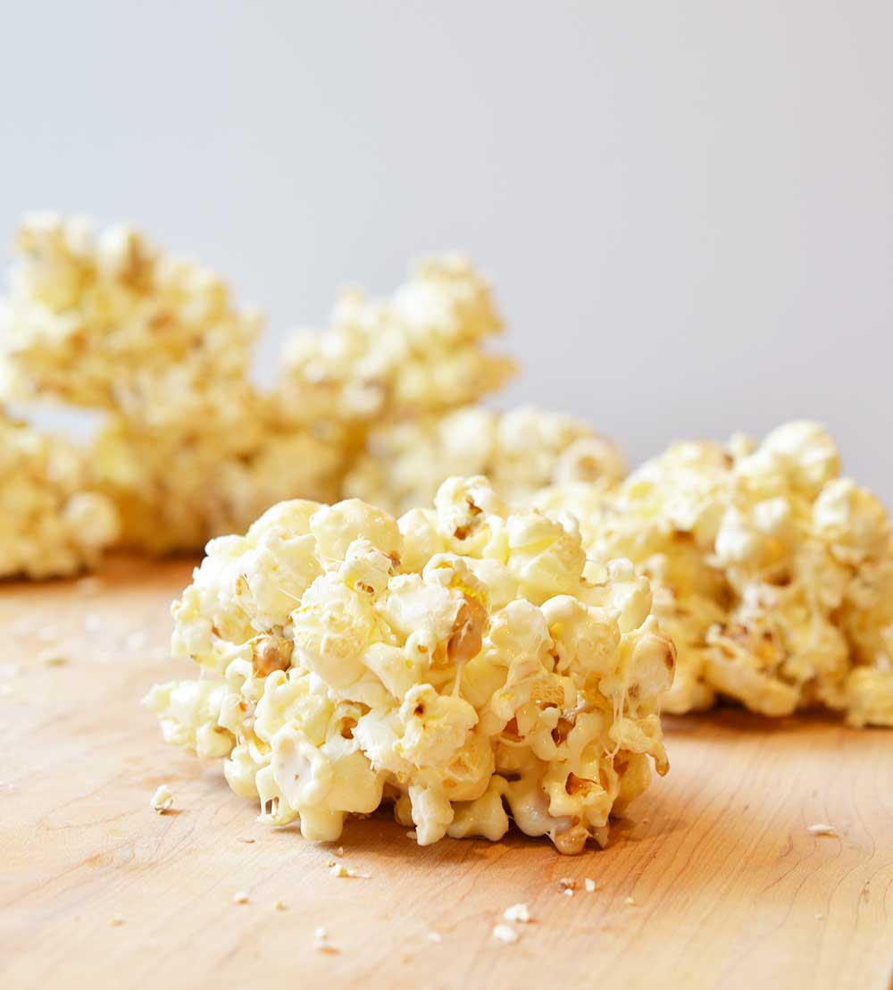 Ali Hedin | Oscar Party &  Simple Popcorn Bars