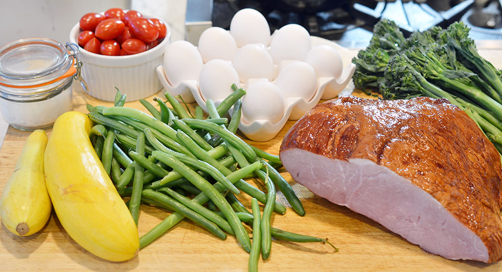 Ali Hedin | Greens, Eggs, & Ham