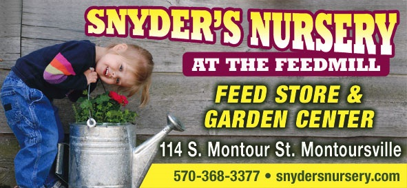Snyder's Nursery at the Feed Mill