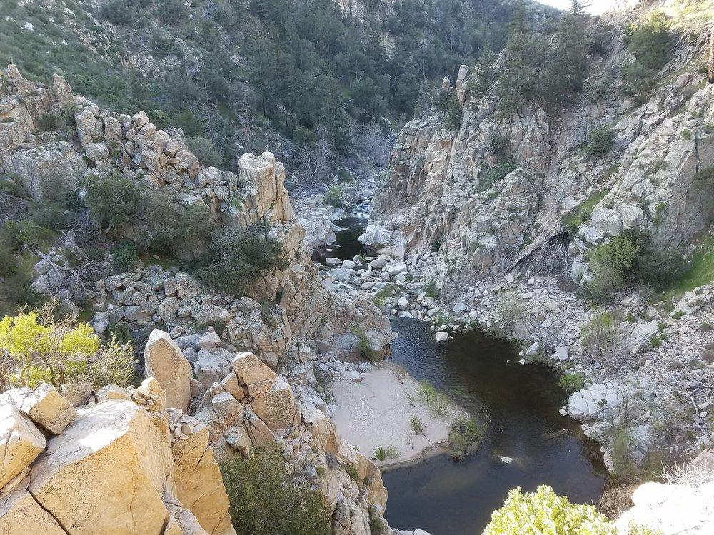 Deep Creek.