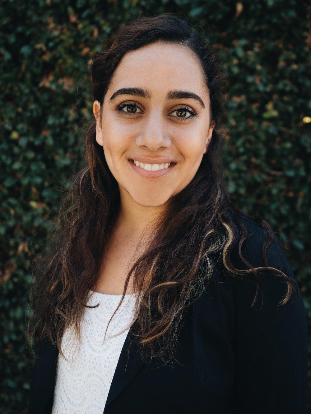 Ava Aslanpour,Bioengineering Intern