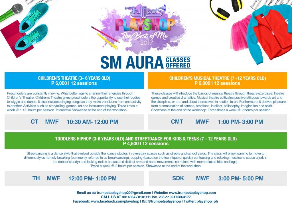 SM Aura