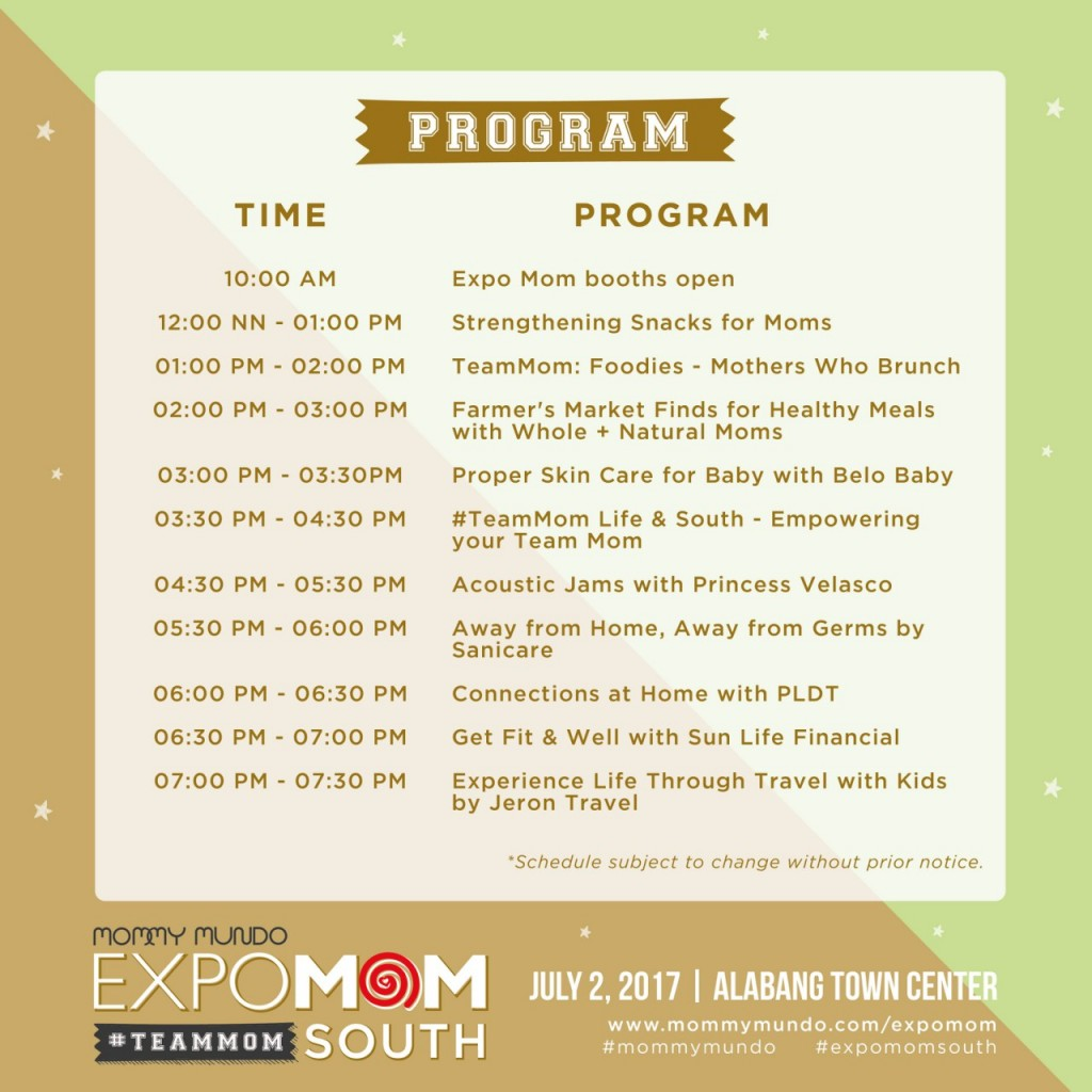 expomomsouth-program