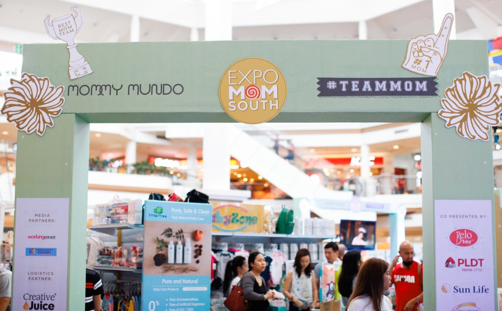 Expo Mom South opens