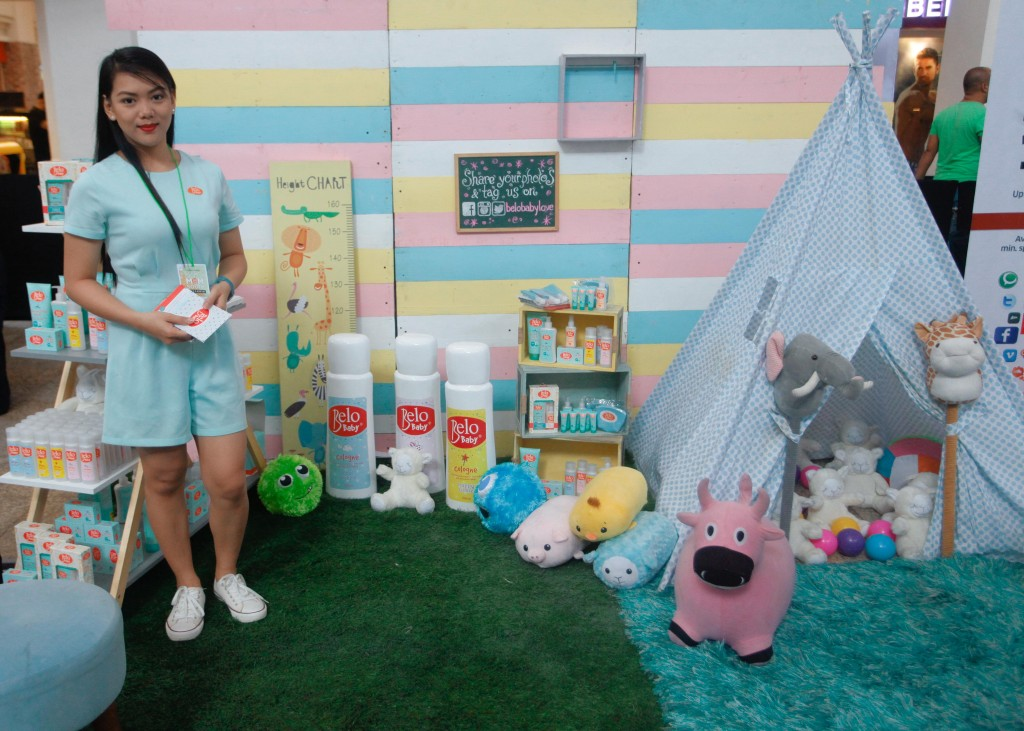 Our friends from Belo Baby were also at Expo Mom South