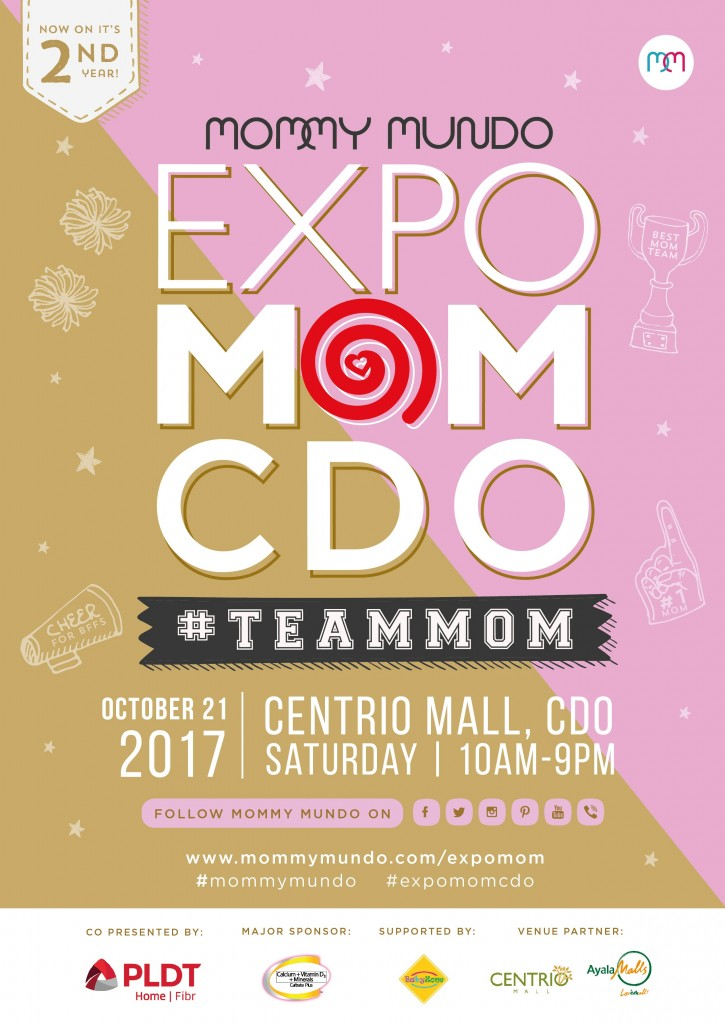 Expo Mom CDO-01