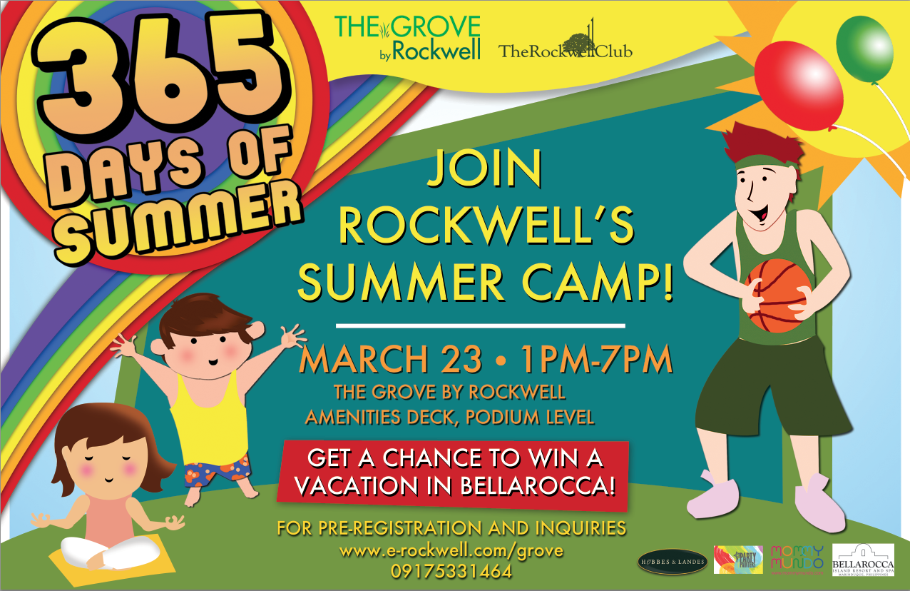 The Grove by Rockwell Summer Camp