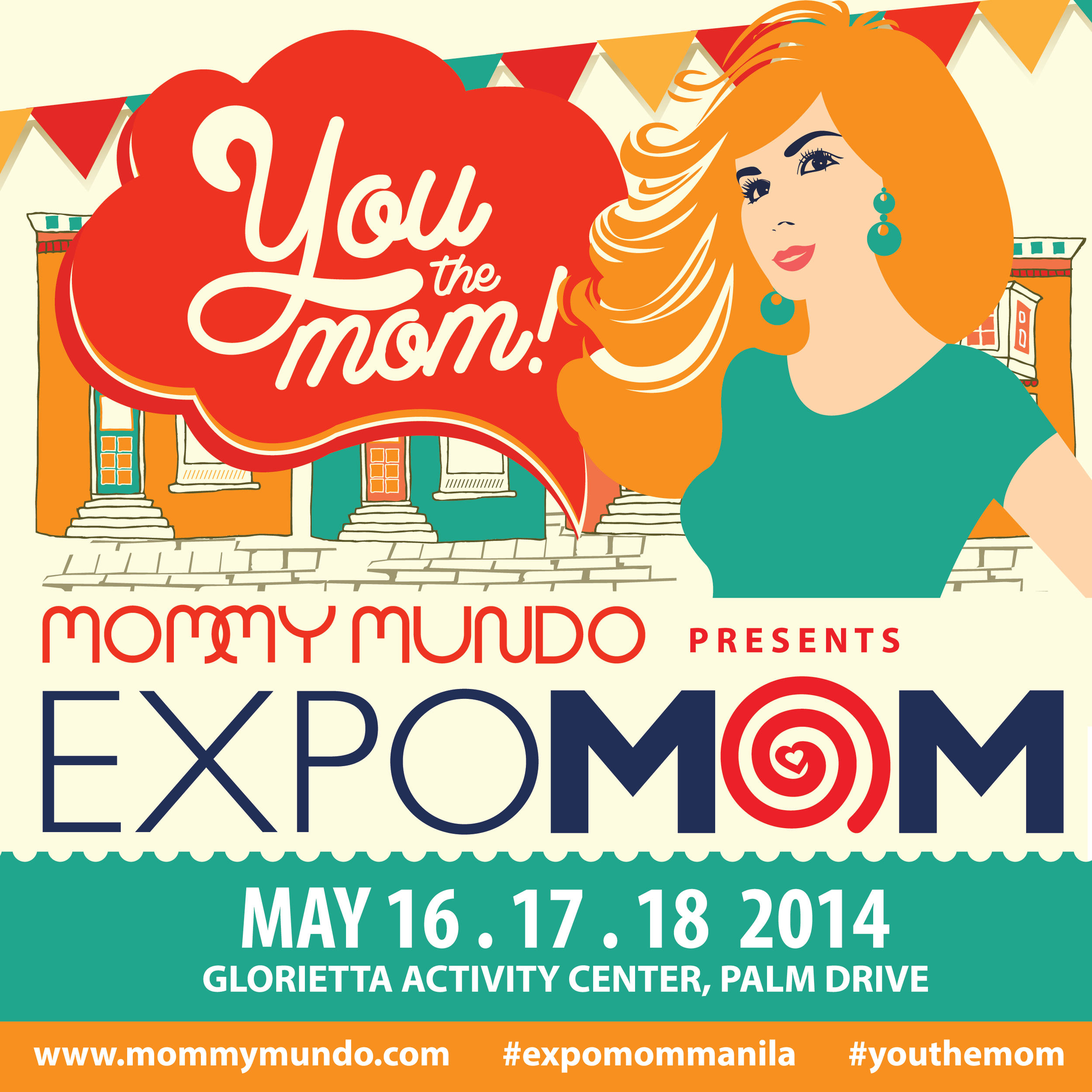Expo Mom 2014 Instagram poster