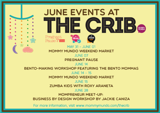 June Events at The Crib