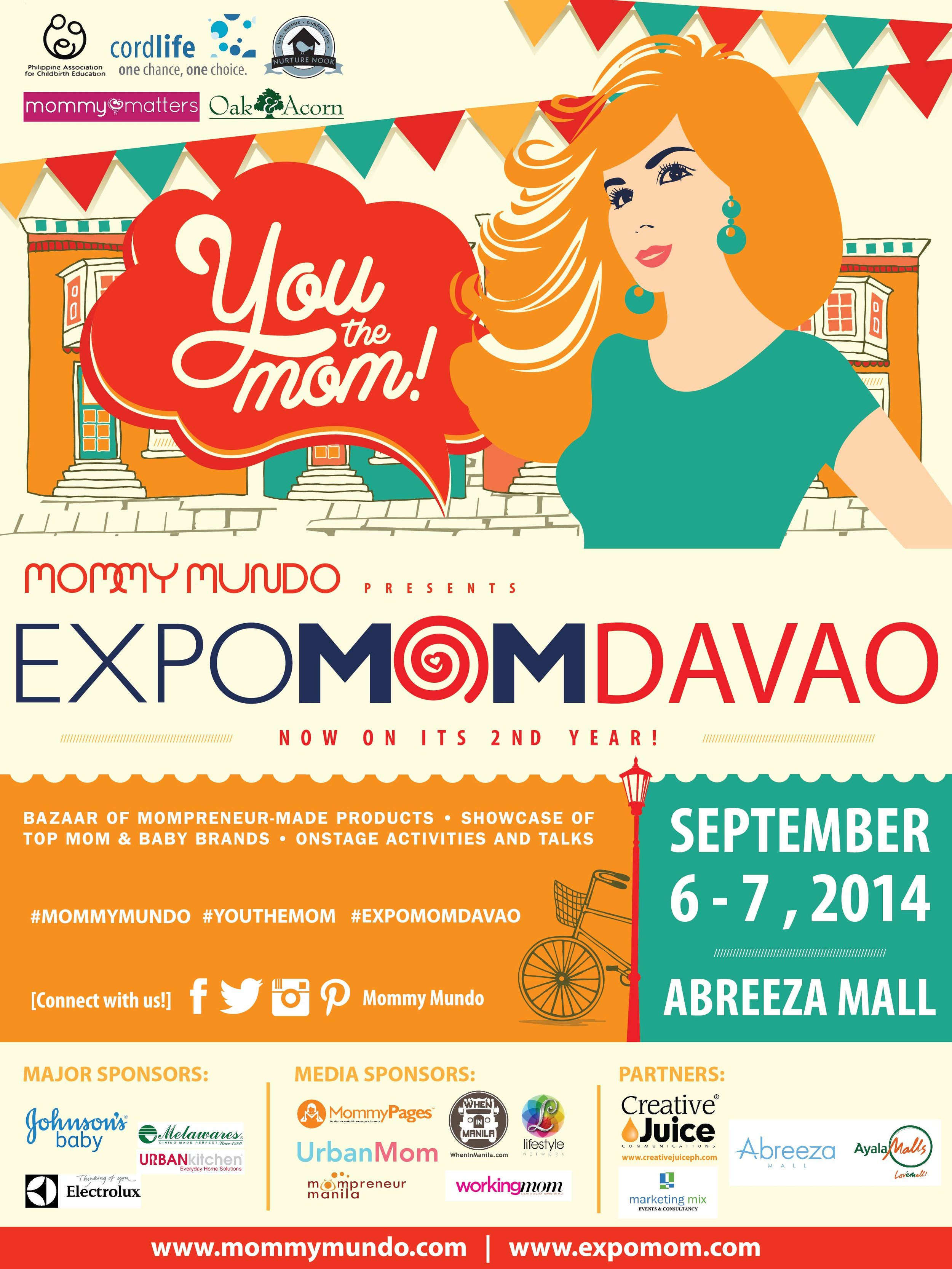 ExpoMom Davao_Poster (1)