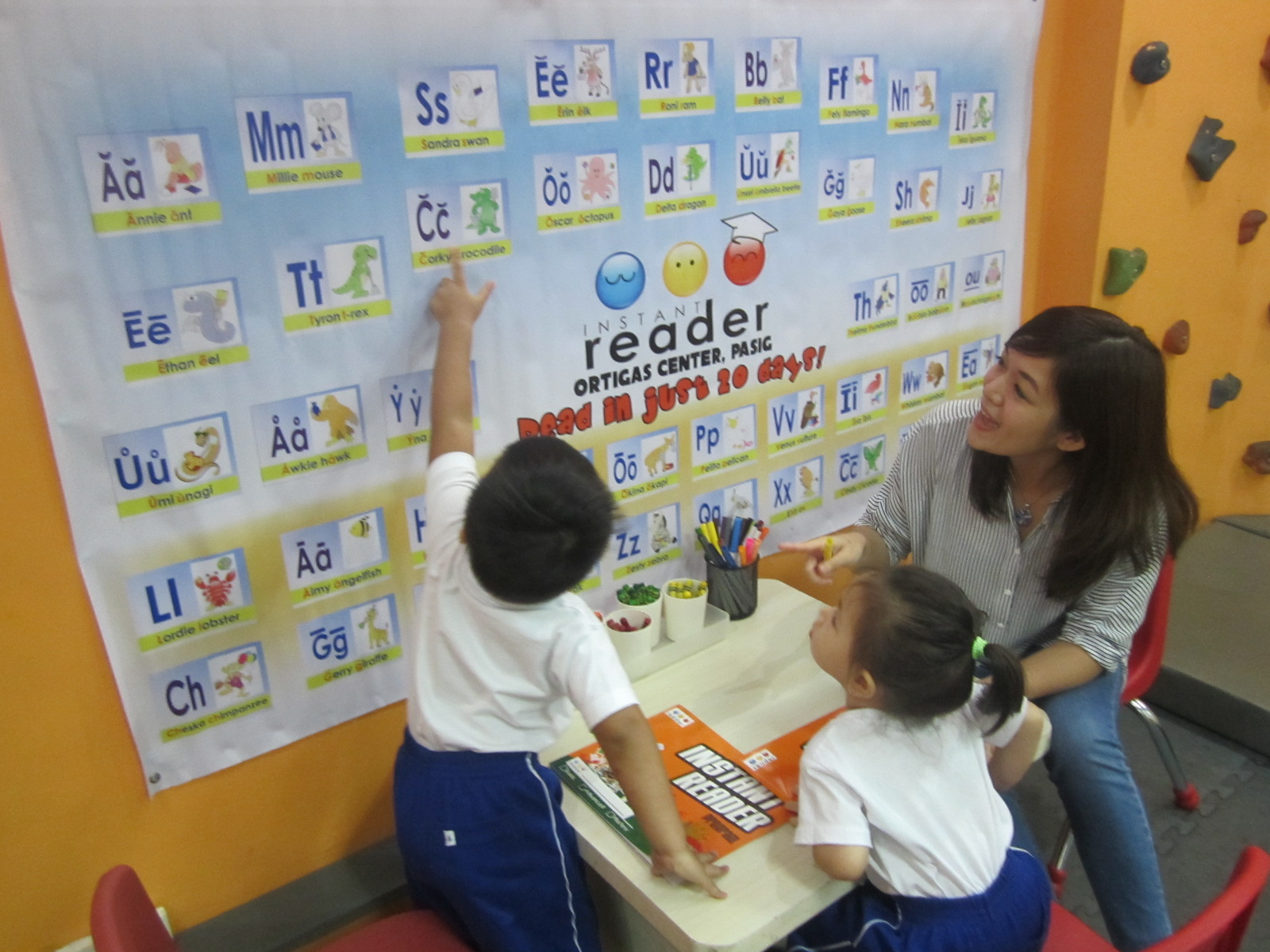 Instant Reader session 7