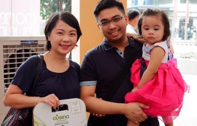 Blogger Dette Zulueta and her family dropped by Expo Kid to check what activities they can enroll their little one in