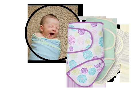 Miracle Baby blanket