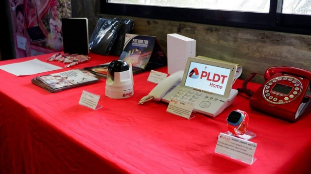 Some of the product offerings of PLDT Home