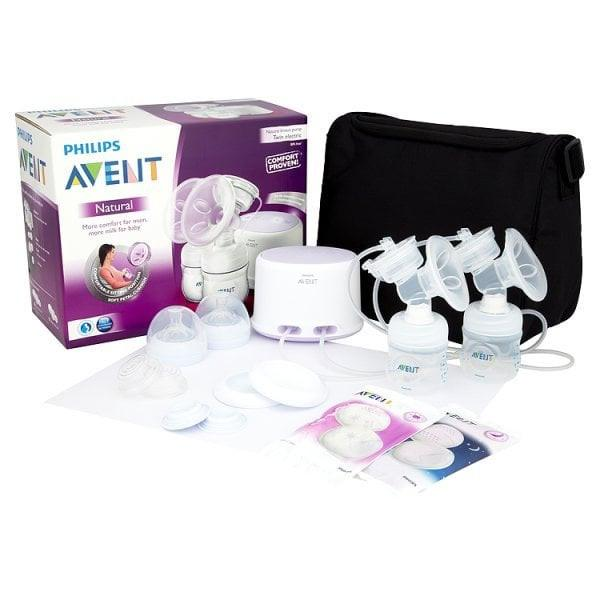 Avent Natural Breastpump Twin Electric From P25,299.75 to P20,239.80