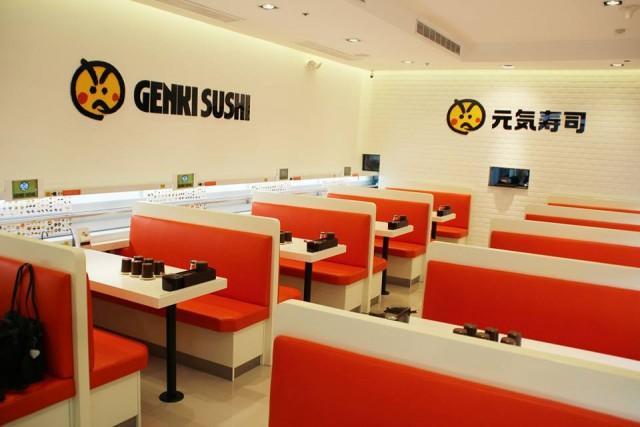 Photo from Genki Sushi