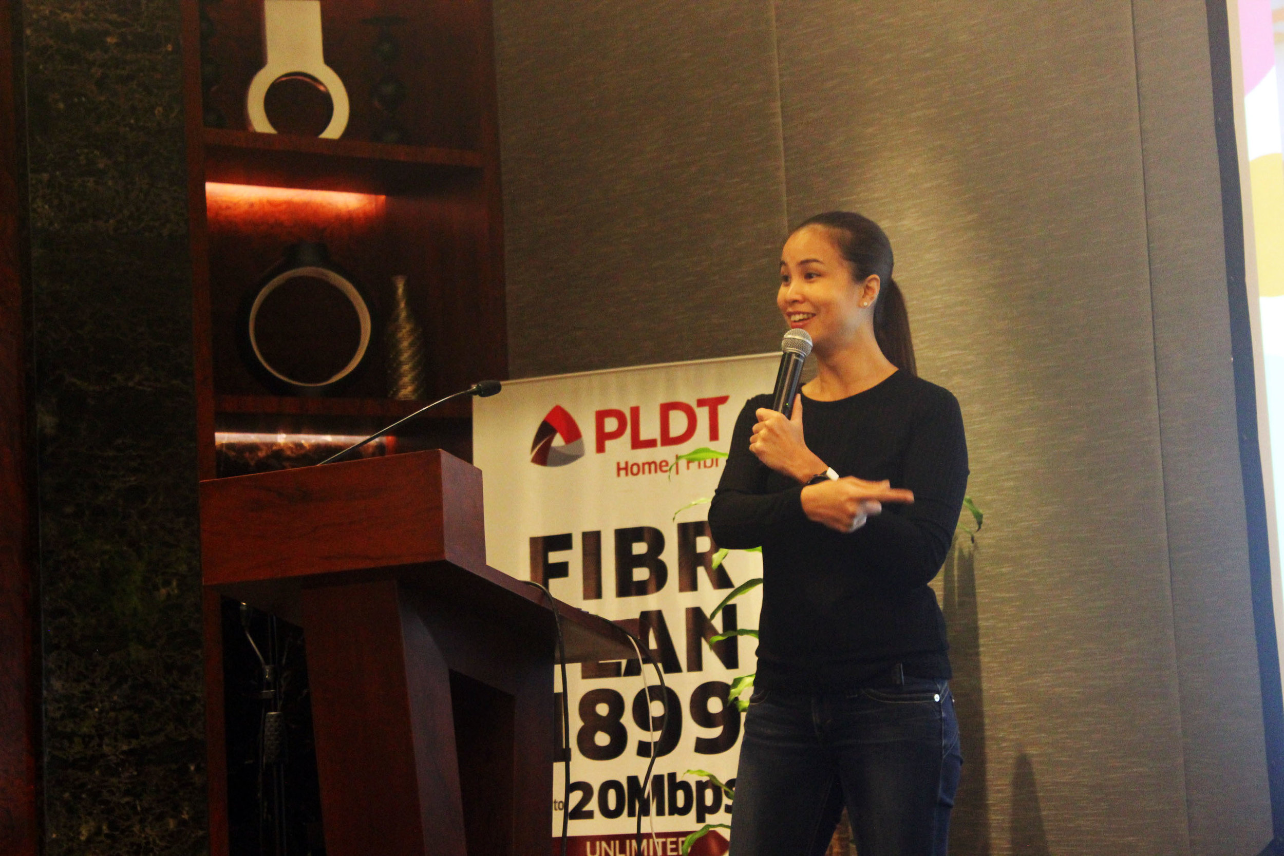 Baby Sign Language instructor Jaymie Pizarro discusses the benefits of teaching baby how to sign