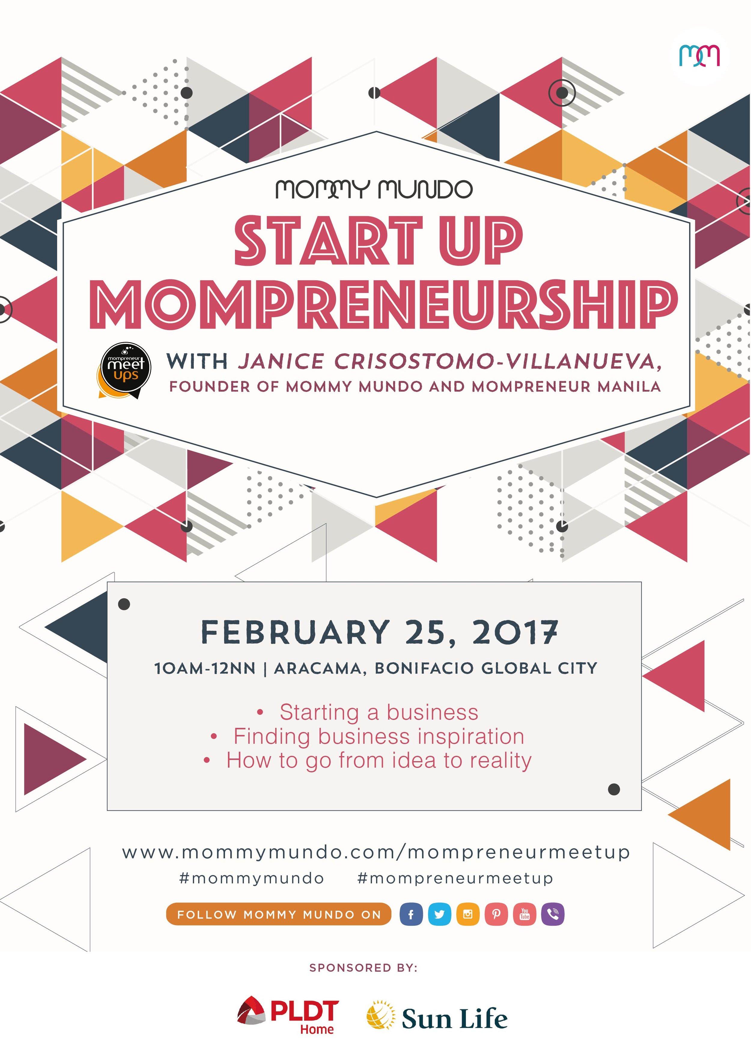 Mompreneur Meet Up 2017 0209_startup