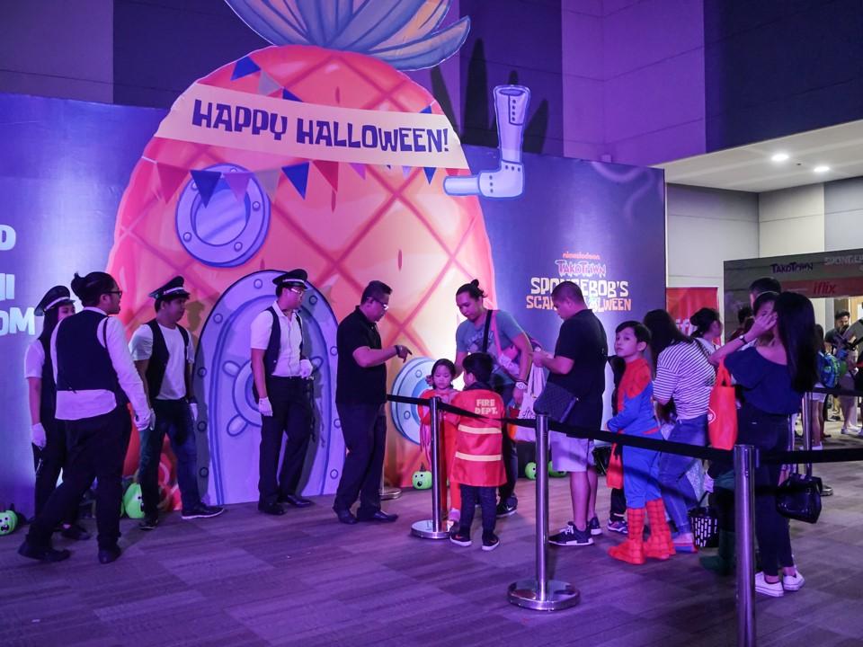 Nickelodeon HaLOLween