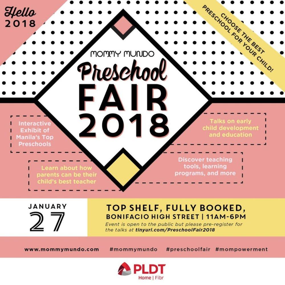 preschool fair pldt