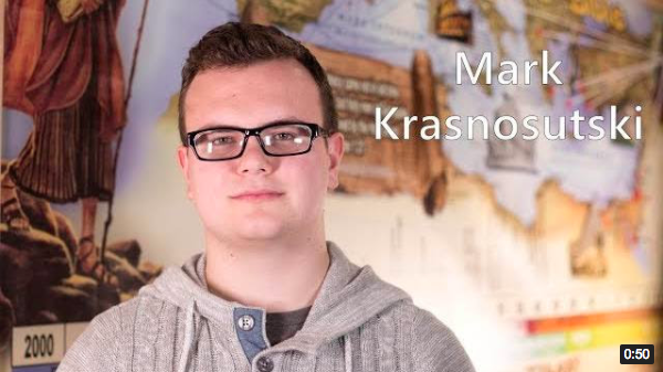 Mark Krasnokutski -