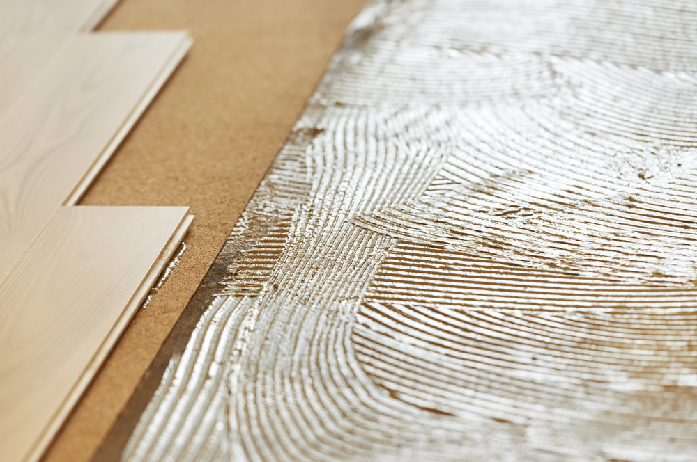 Conventional wood adhesives off-gas toxic chemicals that contaminate indoor air.