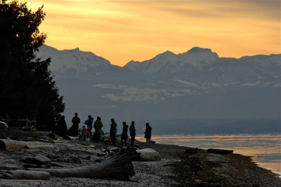 Cortes Island in British Columbia (Photo via ourcortes.com)