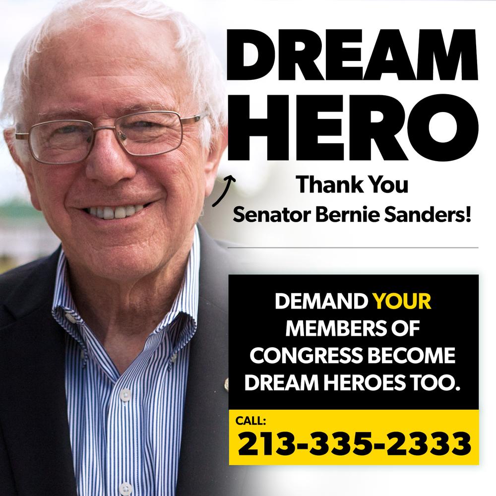 Copy of Copy of Copy of Copy of Senator Bernie Sanders