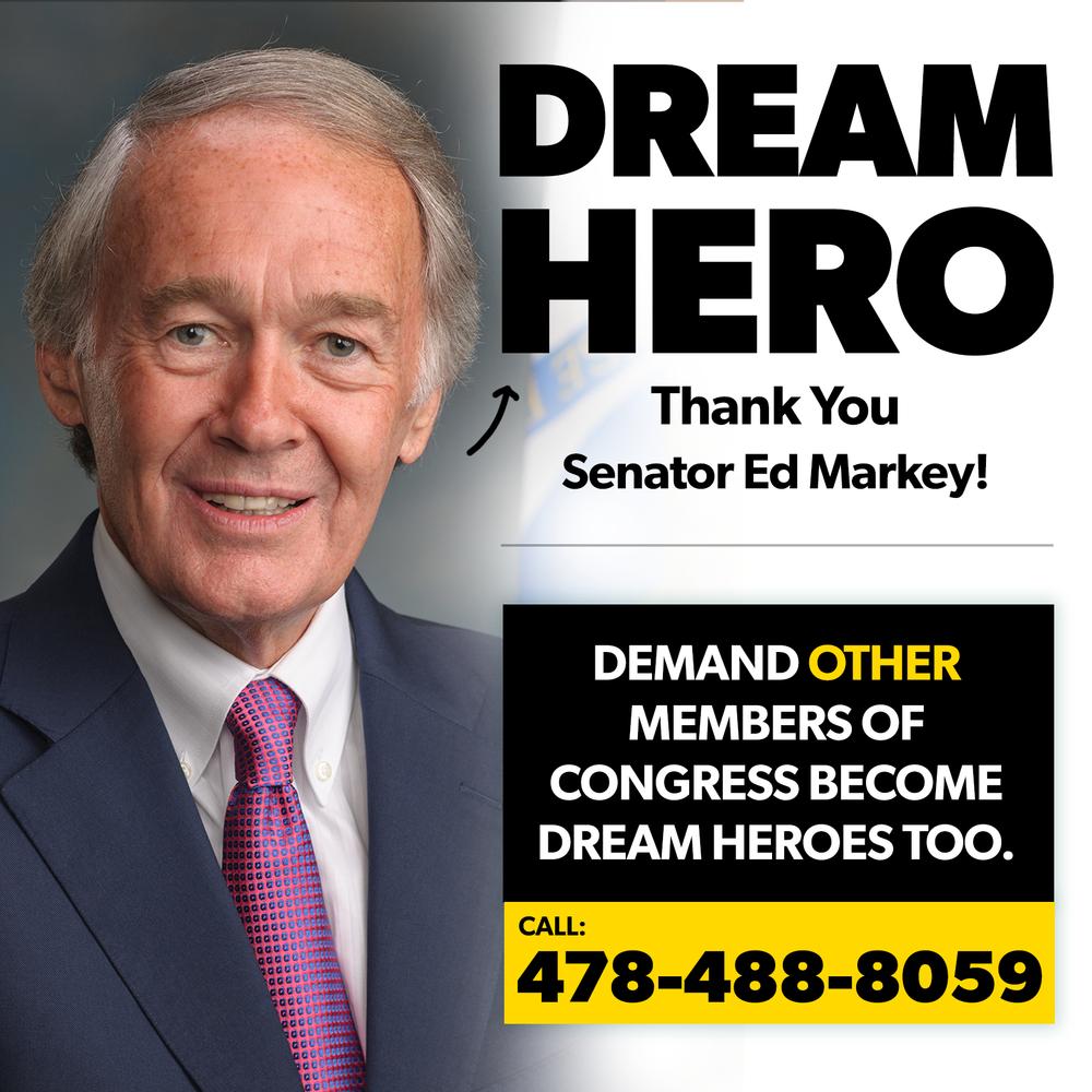 Copy of Senator Markey