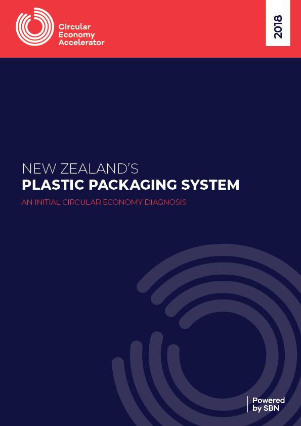 New Zealand's Plastic Packaging System Report - An initial circular economy diagnosis