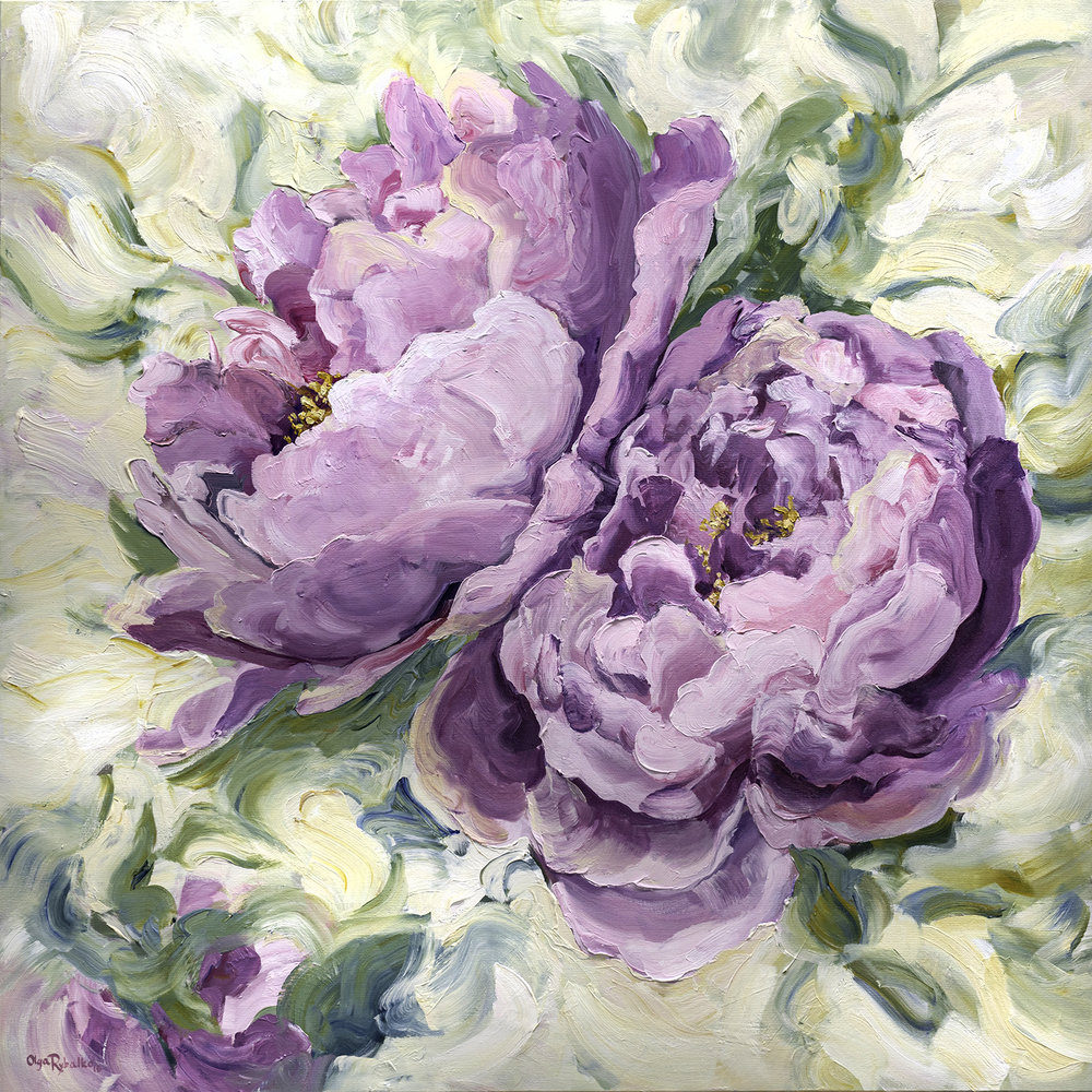 two of a kind floral painting texture painting.jpg