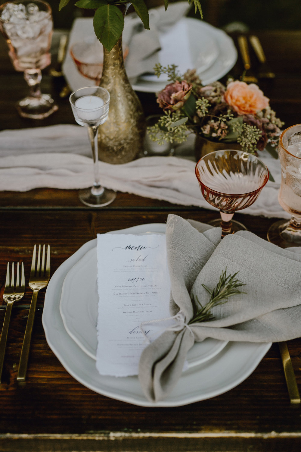 wedding day  - Personal Menus, Programs, Favor Tags, and More