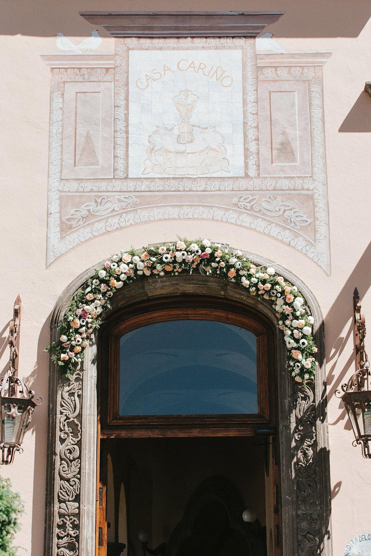 San Miguel de Allende, Mexico, Casa Cariño